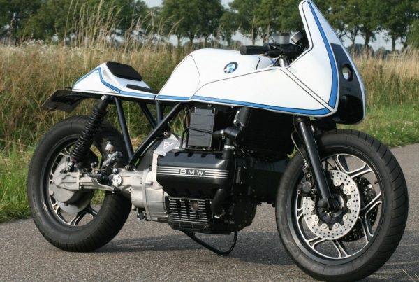 BMW K100RS by Roel Scheffers - MotoMatter