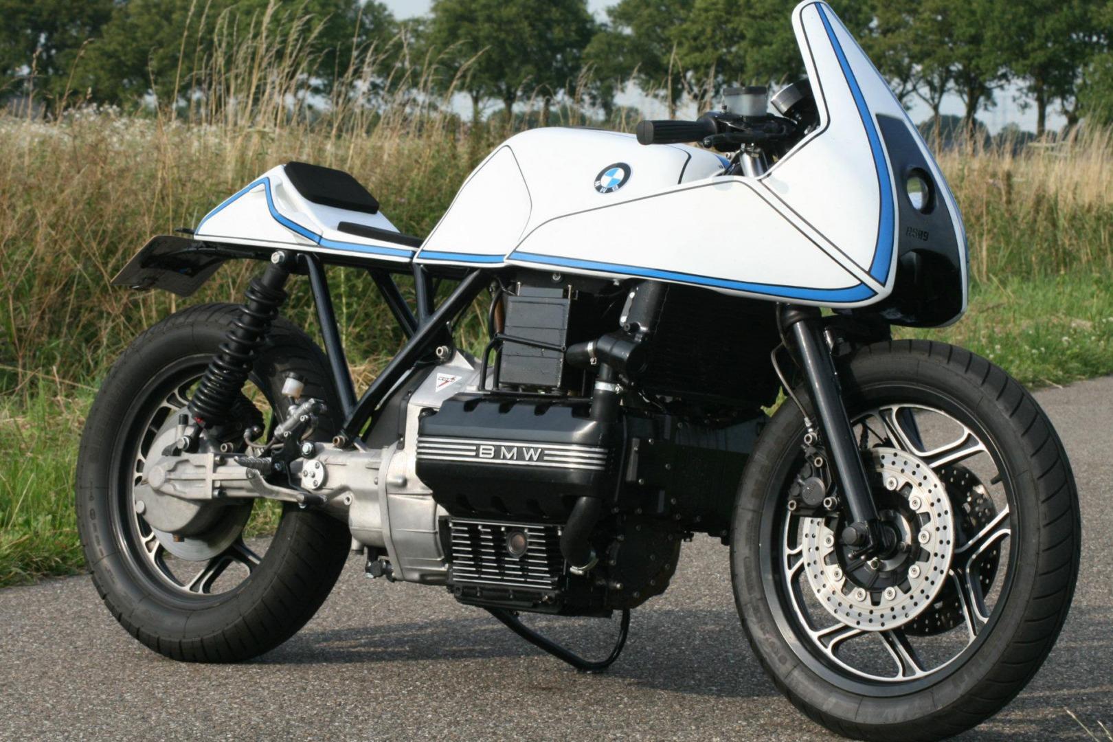 BMW K100RS by Roel Scheffers