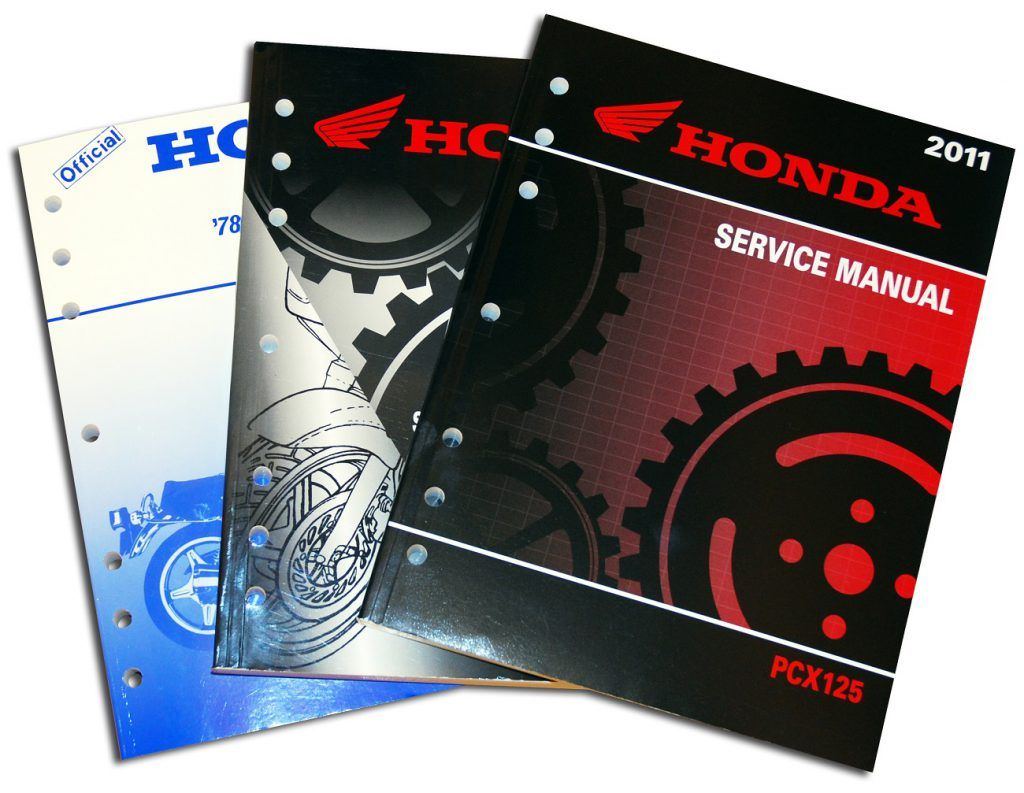 How To Get Free Motorcycle Manuals