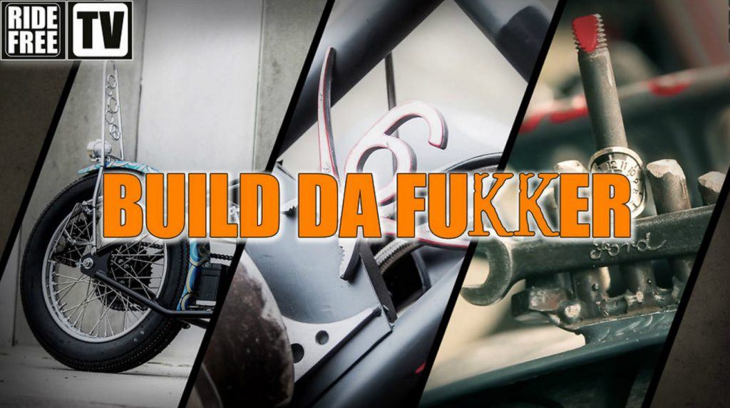 Build Da FuKKer Biker Build Off 2012