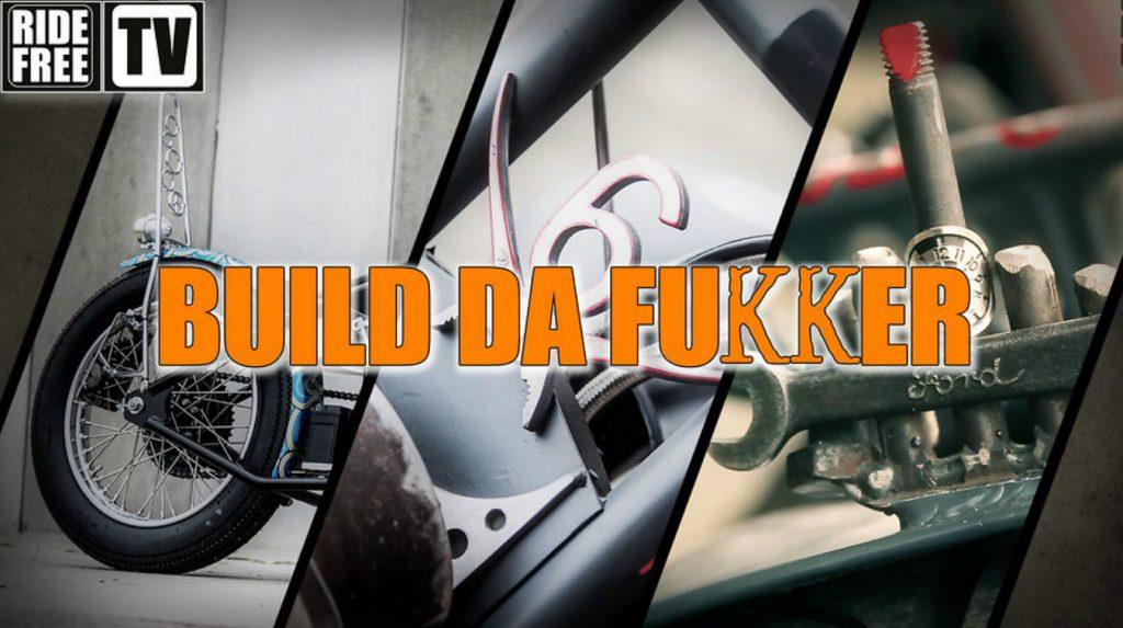 Build Da FuKKer Biker Build Off 2012
