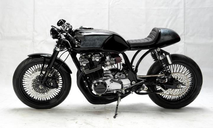 "Honda CB750 Cafe Racer ""The Memory"""