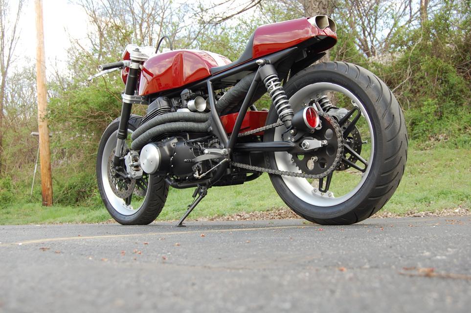 Honda CB750 Cafe Racer by Cafe Fabrications - MotoMatter