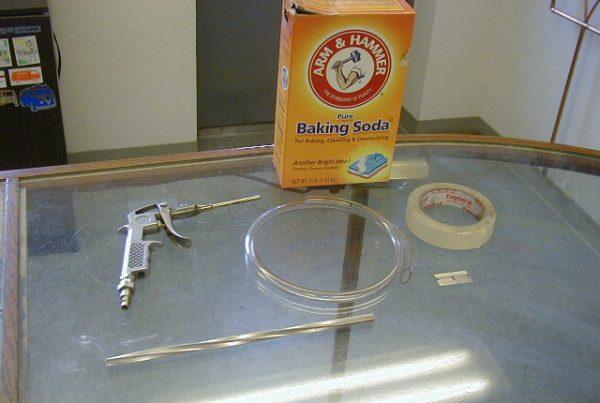 How To Make Your Own Soda Blaster For a Few Bucks - MotoMatter