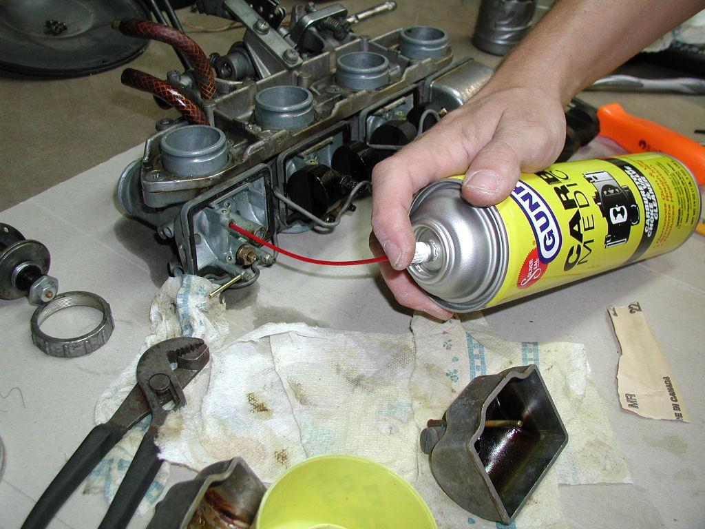 How To Clean or Rebuild a Cafe Racer Carburetor