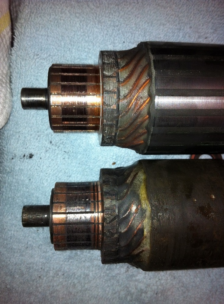How To Rebuild a Starter Motor