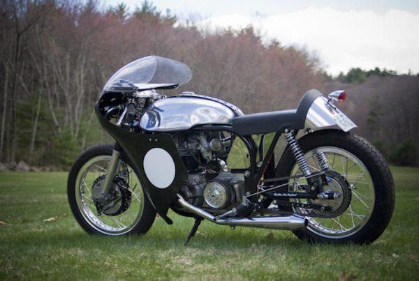 Triton Cafe Racer - MotoMatter