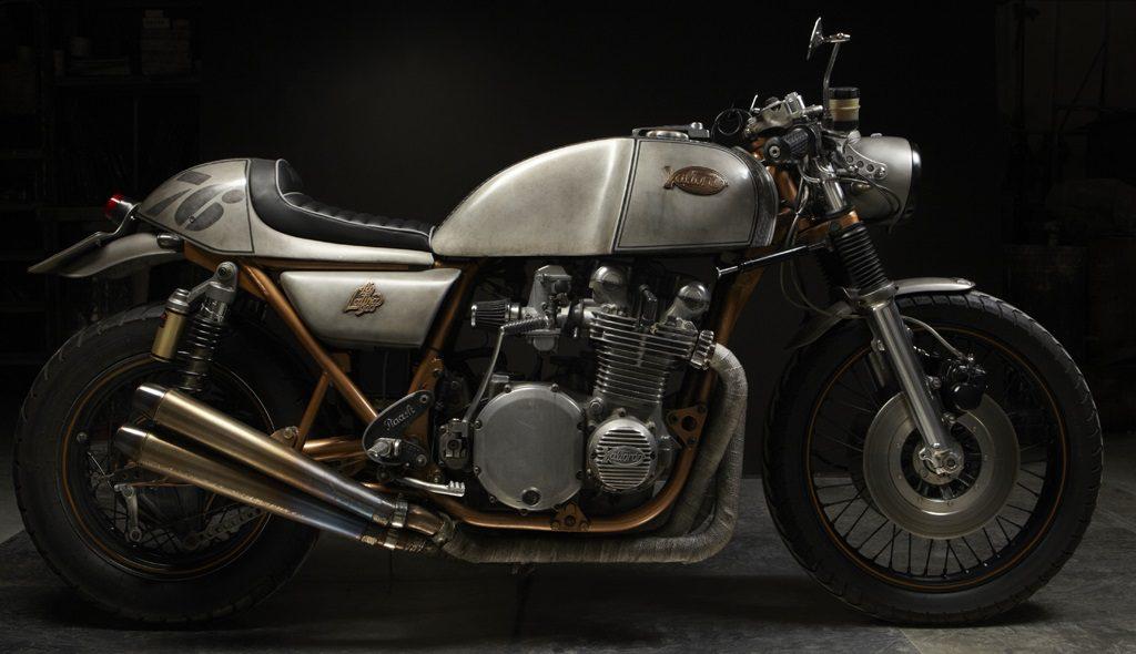 "Kawasaki Z900 Cafe Racer ""La Latina 900"" by Valtoron"