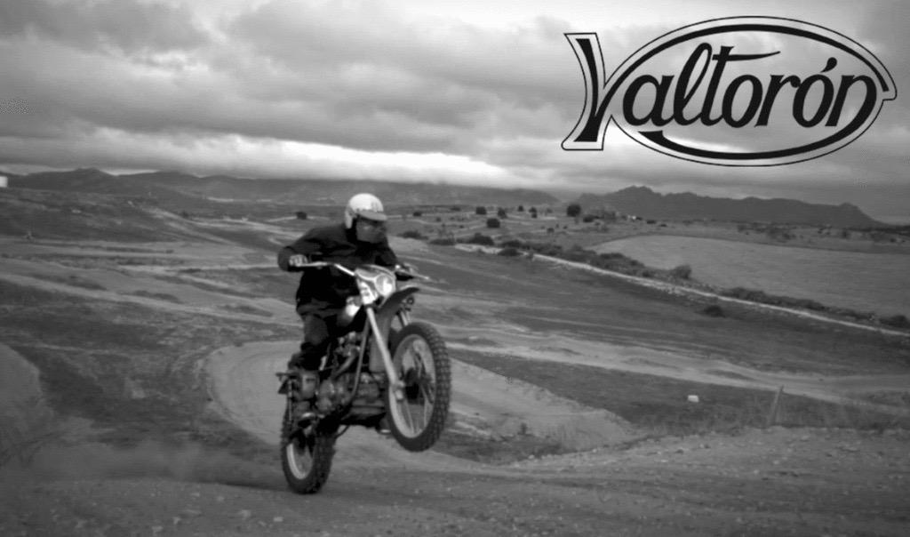 "Kawasaki KZ750 Tracker ""La Loma 750"" by Valtoron"