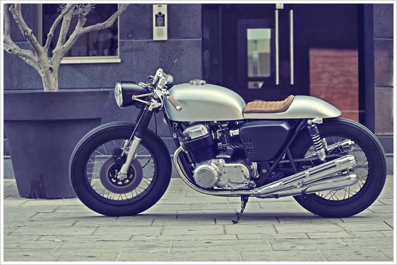 Honda-CB750-Cafe-Racer-El-Gato-voidd - MotoMatter