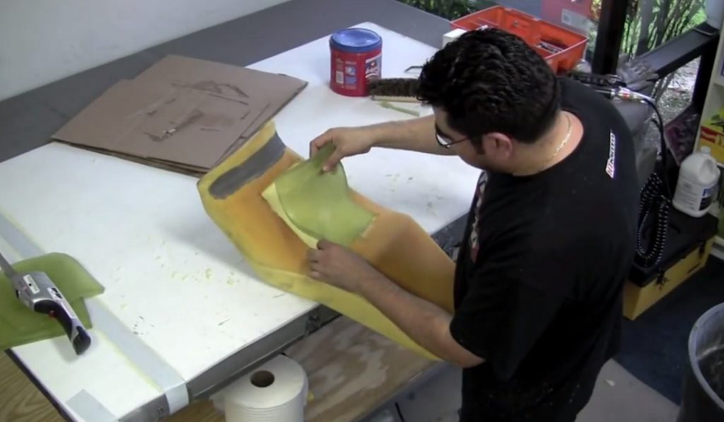 How To Make a Cafe Racer Gel Seat