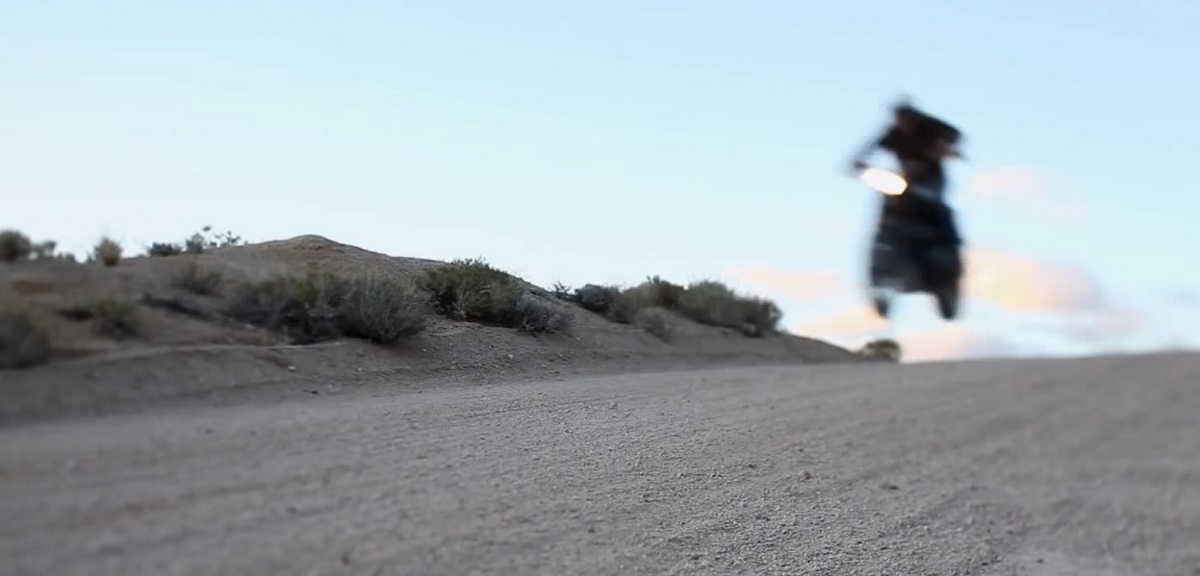 What is a Desert Sled?