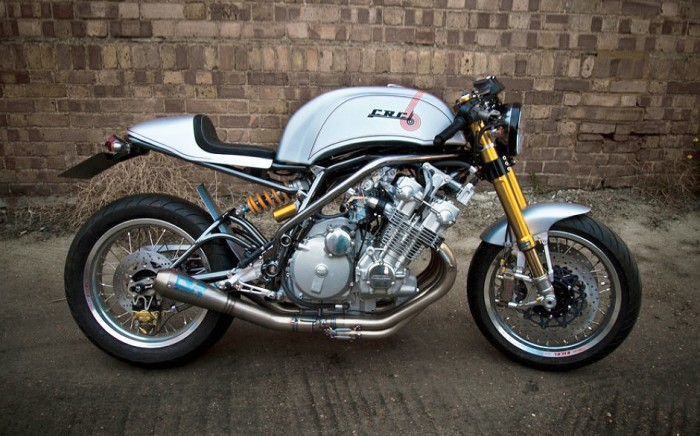 Honda CBX1000 Cafe Racer by CRC Motorycles