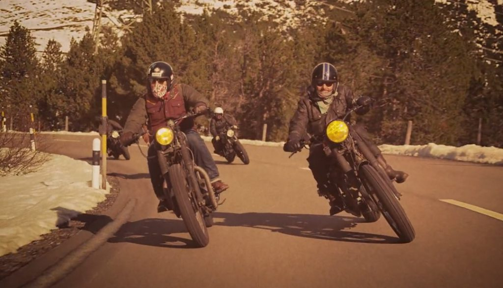 Nowhere Near: Short Riding & Cafe Racer Movie