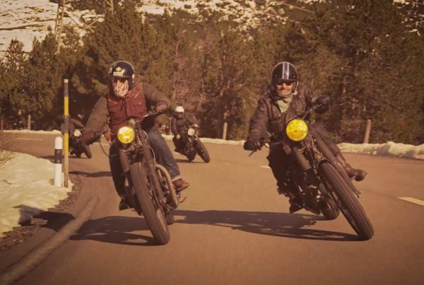 Nowhere Near- Short Riding & Cafe Racer Movie - MotoMatter
