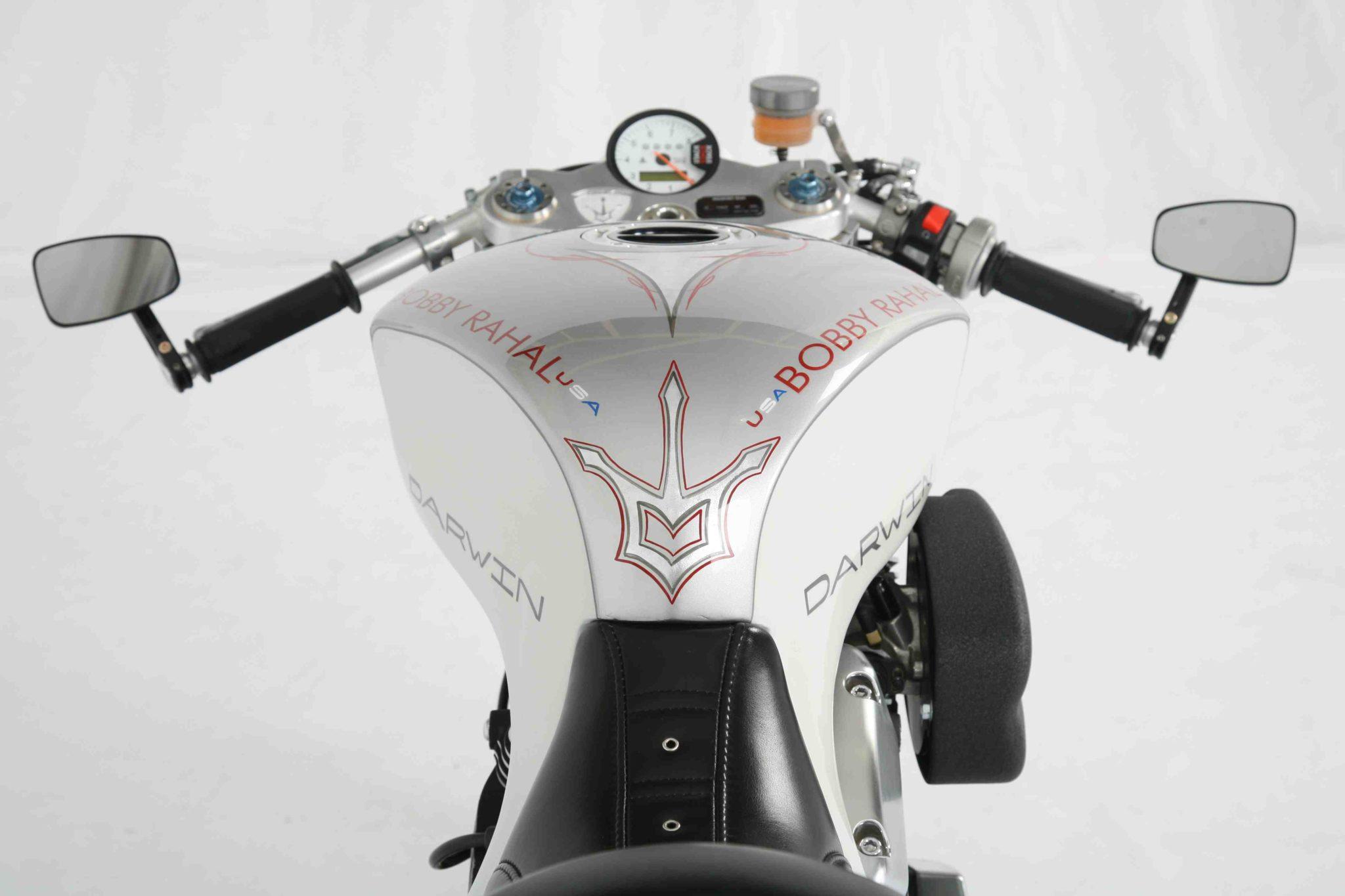 Darwin Motorcycles RLX Cafe Racer