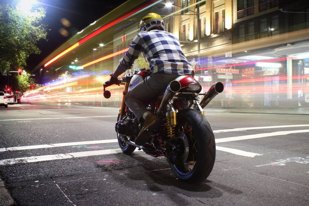 BMW R80 Cafe Racer - MotoMatter