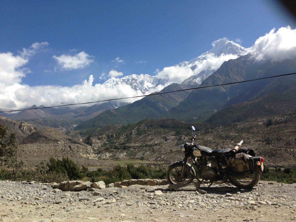 Into thin air – Travel Blog Geert