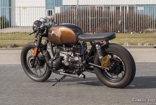BMW R80 ''The Cannonball'' – Ironwood Custom Motorcycles - MotoMatter