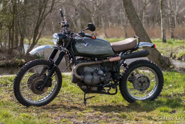 BMW R80 Scrambler – Paul's Motorcycles - MotoMatter