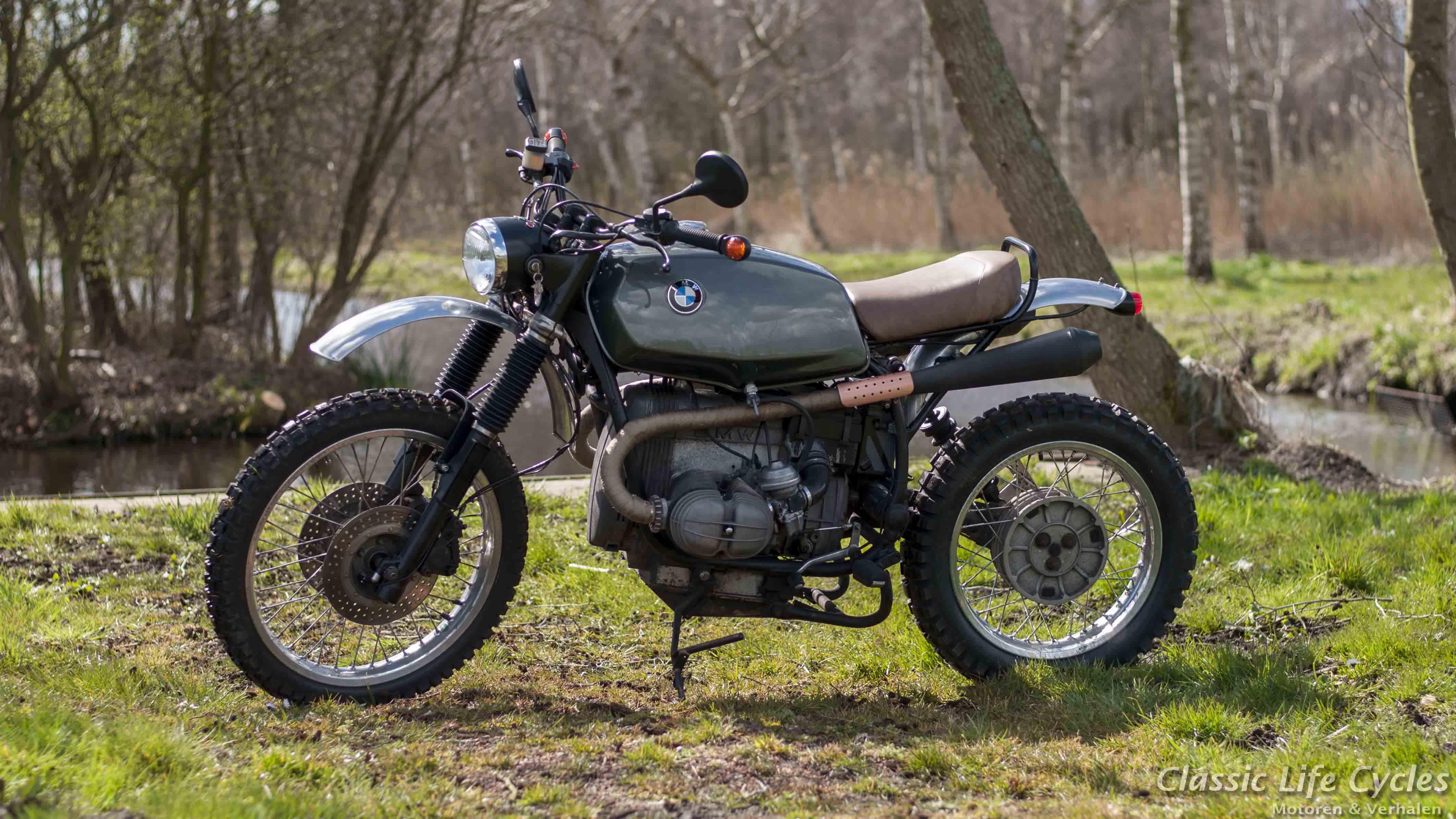 BMW R80 Scrambler – Paul's Motorcycles