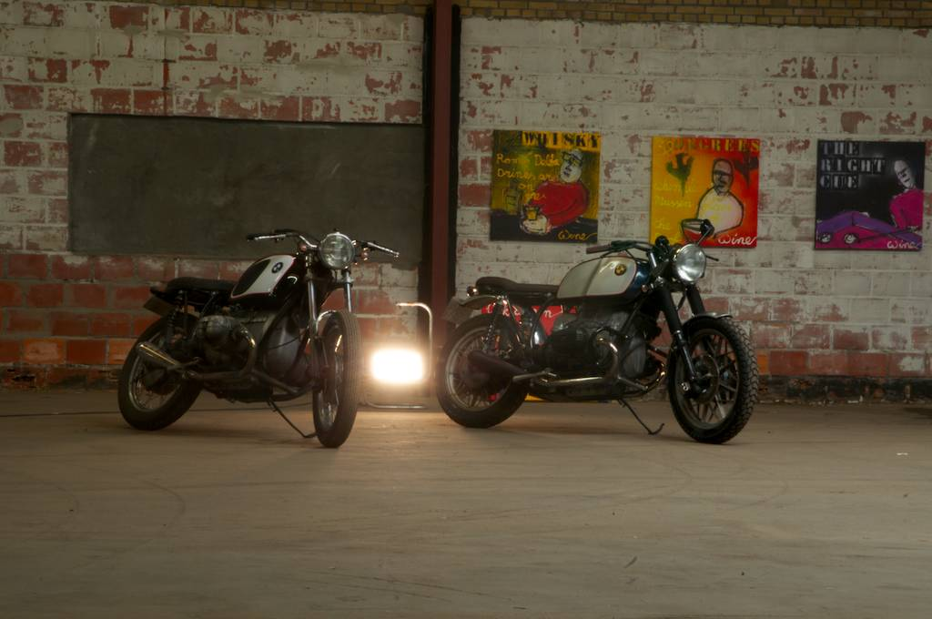 BMW Triple Combo by Moto Adonis