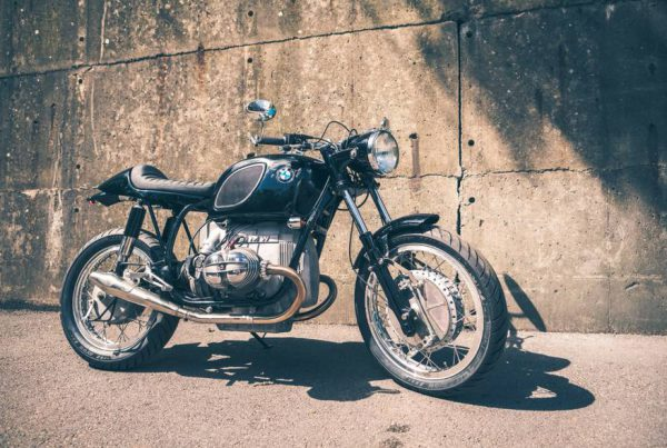 BMW Boxer Cafe Racer by 2WheelsMiklos - MotoMatter