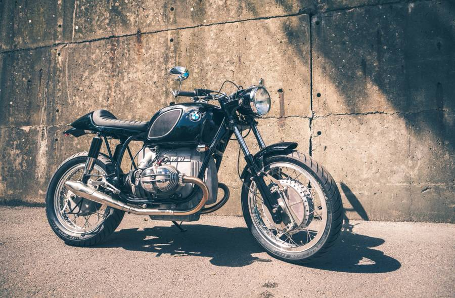 BMW Boxer Cafe Racer by 2WheelsMiklos