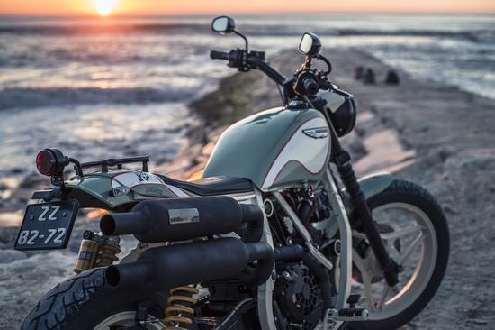 Ducati Scrambler by REDONDA - MotoMatter