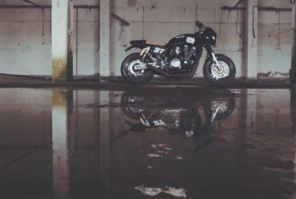 Yamaha XJR 1200 Cafe Racer by espiat.com - MotoMatter