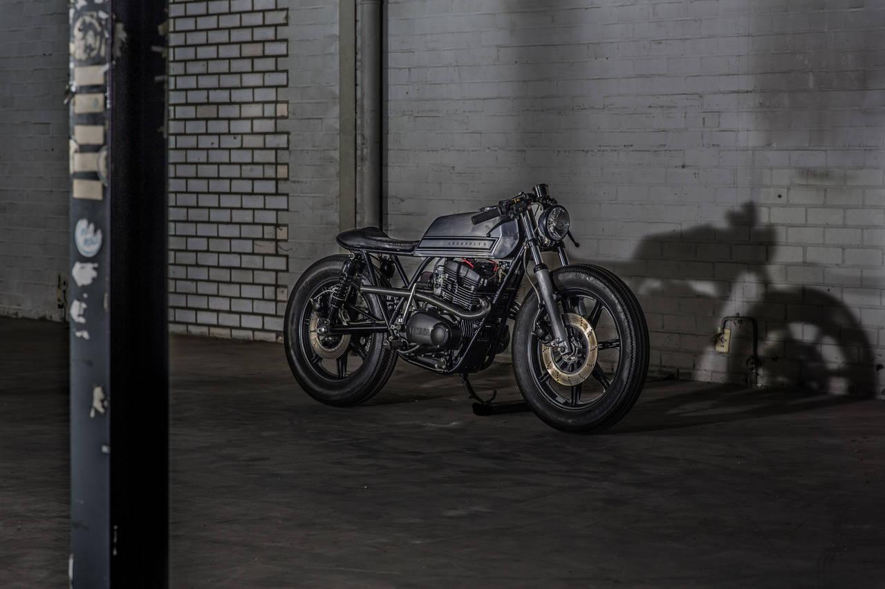 Yamaha XS500 Cafe Racer by Goodspeed Customs - MotoMatter