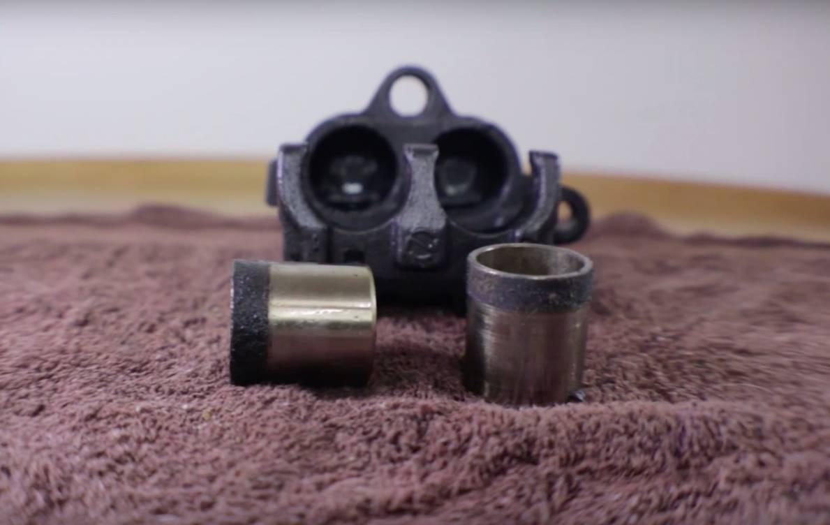 How To Remove Brake Caliper Pistons - MotoMatter