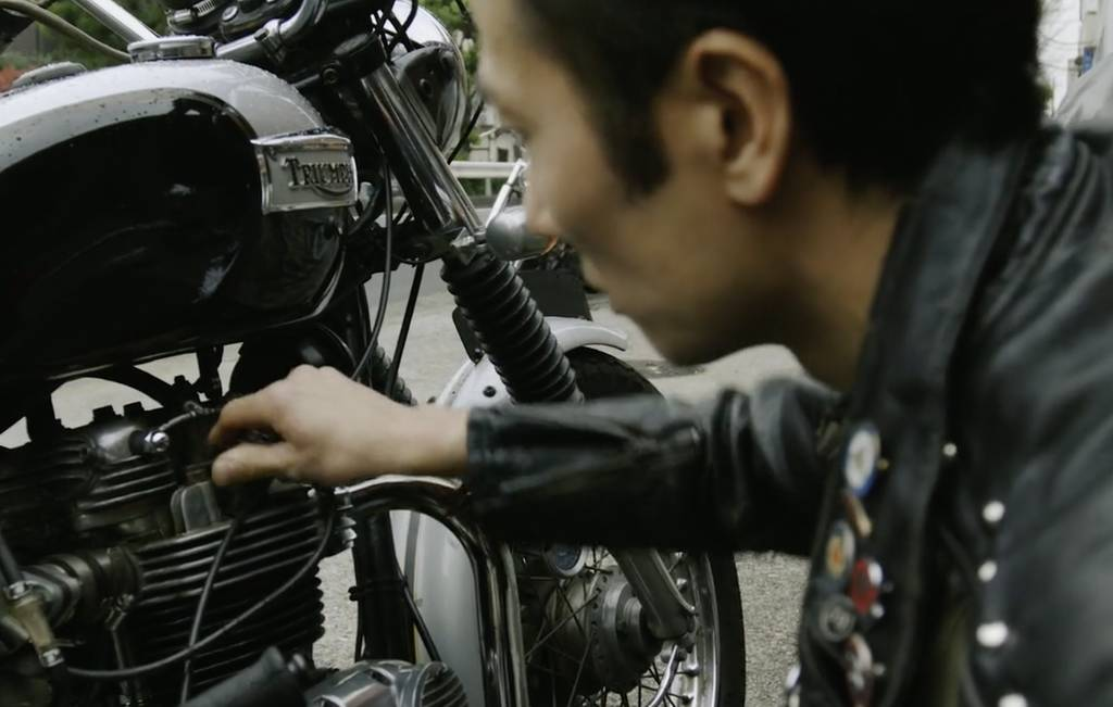 Tokyo Gone Cafe Racer Movie - MotoMatter