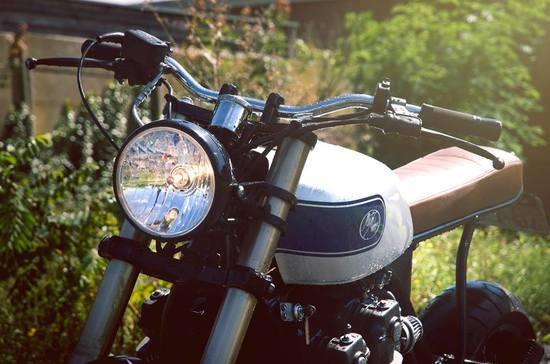 Honda Cb750 Brat