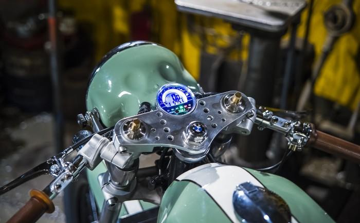 Bmw Cafe Racer R90 by Erik Alaskan 2