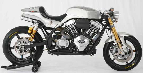 Darwin Motorcycles RLX Cafe Racer 3