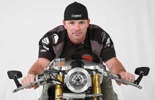 Darwin Motorcycles RLX Cafe Racer 6