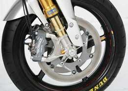 Darwin Motorcycles RLX Cafe Racer 7