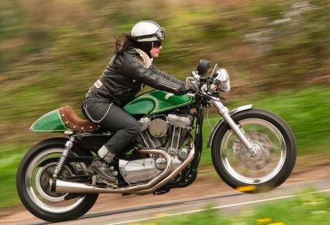 Harley Cafe Racer 15