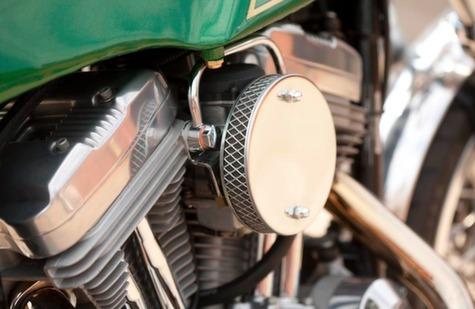 Harley Cafe Racer 9