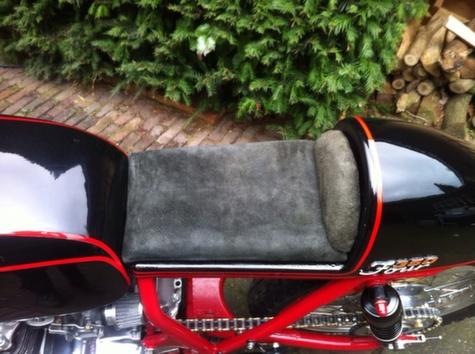 Honda CB350 Cafe Racer 18