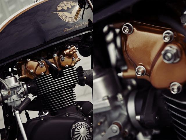 Honda CB500 Cafe Racer 6