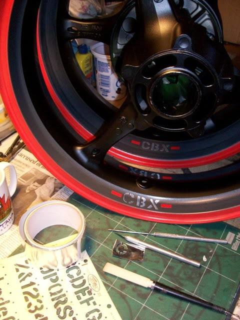 Honda CBX1000 Cafe Racer 17
