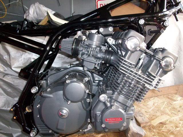 Honda CBX1000 Cafe Racer 20