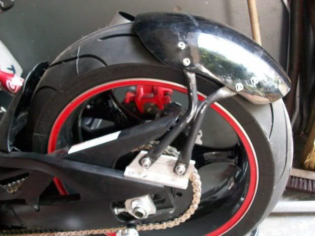 Honda CBX1000 Cafe Racer 23