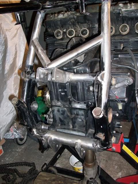 Honda CBX1000 Cafe Racer 8