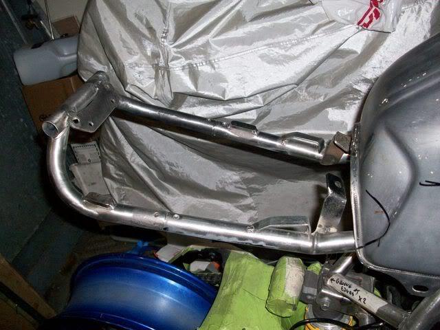 Honda CBX1000 Cafe Racer 9