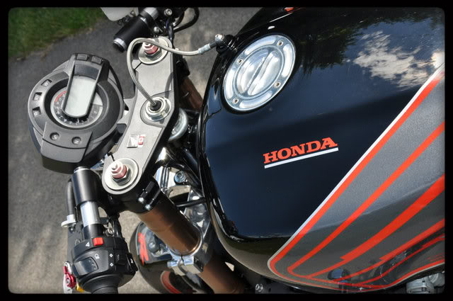 Honda CBX1000 Cafe Racer by Mike Common 2
