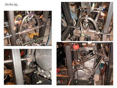Honda XR650L Cafe Racer 7