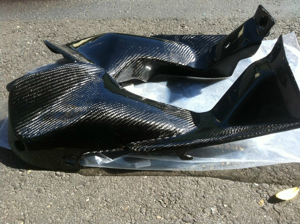 How To Wrap Parts in Carbon Fiber 17